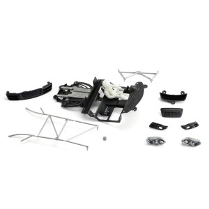 NSR Audi R8 GT3 Cockpit & Accessories