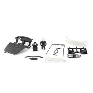 NSR Mercedes-AMG Cockpit & Accessories