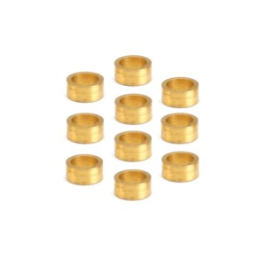 NSR Brass Axle Spacers 3/32 1.5mm