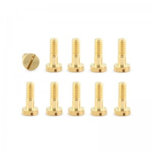 NSR Metric Body Screws M2.2 x 6.5mm