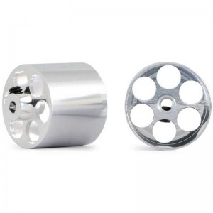 NSR Aluminium Wheels Rear Truck 17x14mm