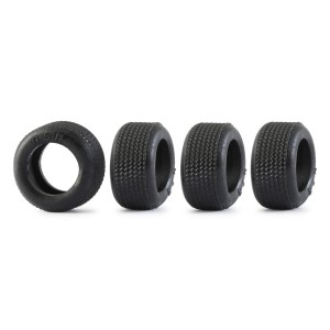 NSR Classic Rear Tyres 20.5x10 Supergrip