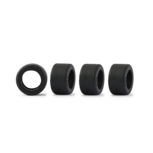 NSR Slick Rear Tyres 17x10 Extreme