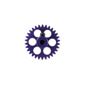 NSR Aluminium Sidewinder Gear 36t 17.5mm