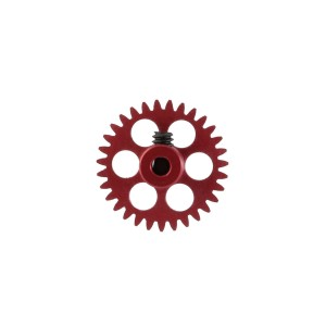 NSR Aluminium Anglewinder Gear 31t 17.5mm