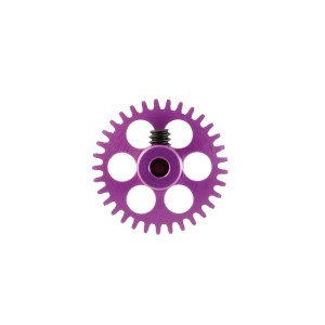 NSR Aluminium Anglewinder Gear 33t 17.5mm