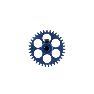NSR Aluminium Anglewinder Gear 35t 17.5mm