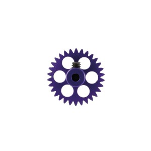 NSR Aluminium Anglewinder Gear 30t 16.8mm