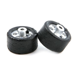 NSR Glued & Trued Rear Tyres 19x12mm Standard Wheels NSR-9007