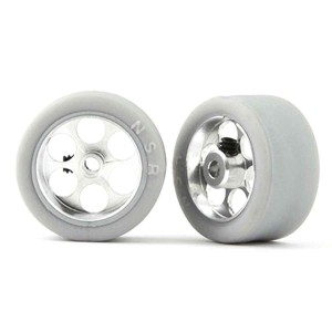 "NSR Glued & Trued GT3 Tyres 20.2x11mm 17"" Wheels"