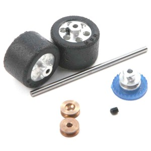 NSR Rear Axle Kit Trued Sponge Truck Tyres