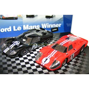 NSR Ford Le Mans Winner 1967-1968 Twin Set NSR-SET04