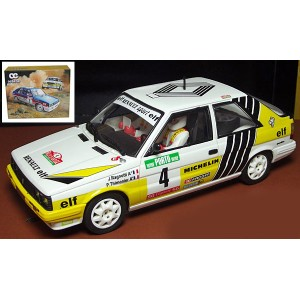 Octane Renault 11 Turbo Rally Portugal 1987 OC03
