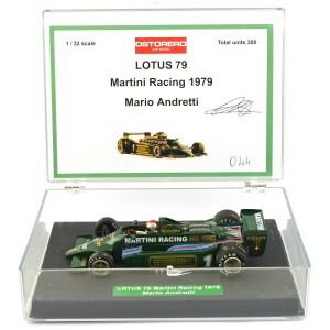 Ostorero Lotus Martini Racing M.Andretti RTR
