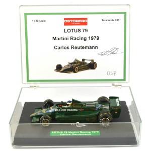 Ostorero Lotus Martini Racing C.Reutemann RTR