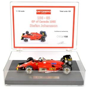 Ostorero Ferrari 156/85 No.28 GP Canada 1985 RTR