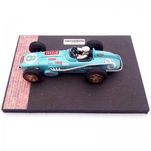 Ostorero Watson-Bryant Special Indy 1961 No.8