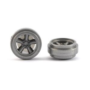 Pioneer American Racing Front Wheels Magnesium Silver