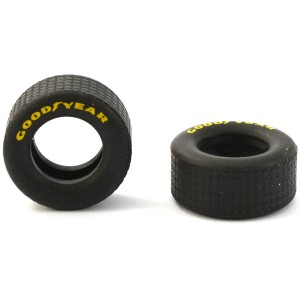 Pioneer Racing Rear Tyres Good-Year Yellow
