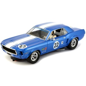 Pioneer 1968 Mustang Notchback No.22 Bill Maier