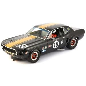 Pioneer 1968 Mustang Notchback No.18 Pete Jones