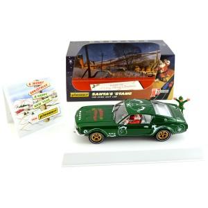 Pioneer Mustang 390 GT Santa's Stang Green