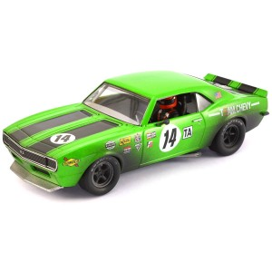 Pioneer Chevrolet Camaro No.14 Green