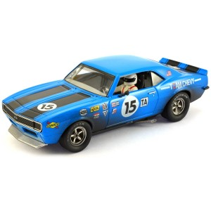 Pioneer Chevrolet Camaro No.15 Blue