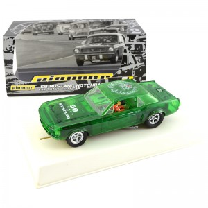 Pioneer Ford Mustang Notchback X-Ray Green NSCC