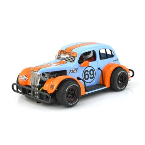 Pioneer Legends Racer '37 Chevy Sedan No.69 Gulf