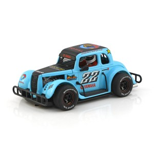Pioneer Legends Racer '34 Ford Coupe No.22 Blue