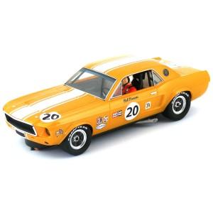 Pioneer Mustang Notchback 1968 No.20 Bob Kramer