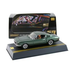 Pioneer Bullitt Mustang - 50th Anniversary Special Edition
