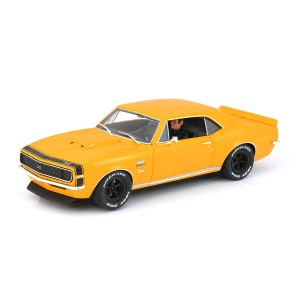 Pioneer Chevrolet Camaro Yenko SS427 Route 66 Yellow