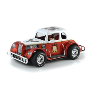 Pioneer Santa Legends Racer '34 Ford Coupe Red