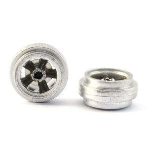 Pioneer American Racing Rear Wheels Silver/Grey