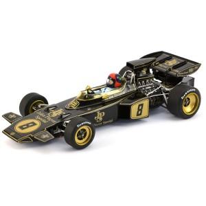 Policar Lotus 72 No.8 JPS Monaco 1972