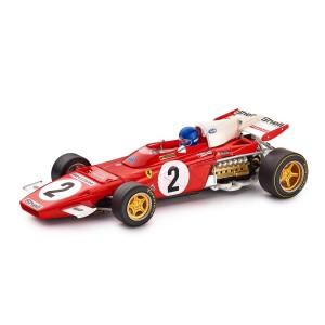 Policar Ferrari 312B2 No.2 Zandvoort GP 1971 Jacky Ickx