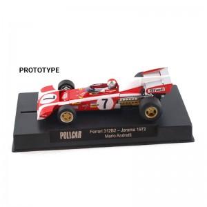 Policar Ferrari 312B2 No.7 Spanish GP 1972