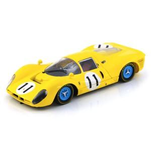 Policar Ferrari 412P No.11 1000Km Spa 1967