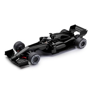 Policar Monoposto Modern F1 Black
