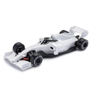 Policar Monoposto Modern F1 White