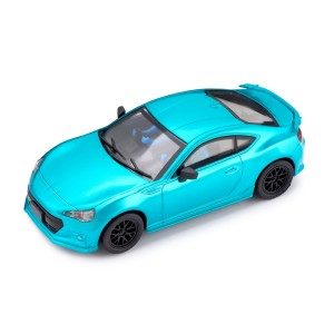 Policar Subaru BRZ Metallic Turquoise