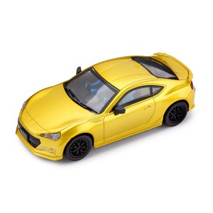 Policar Subaru BRZ Metallic Yellow