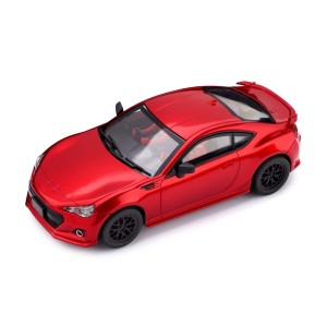 Policar Subaru BRZ Metallic Red