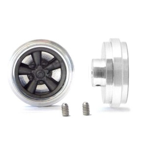 PCS Classic 15'' Alloy Wheels 16x5mm Mag