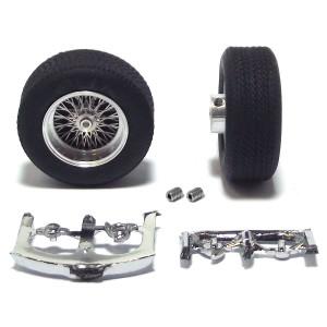 PCS Classic Spoke Alloy Wheels 22x9mm PCS-32229