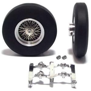 PCS Classic Spoke Alloy Wheels 26x6mm PCS-32266