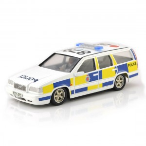 PCS Volvo 850 Estate - UK Police Car Kit