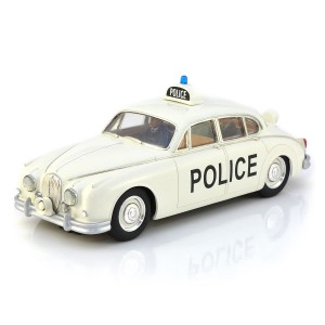 PCS Jaguar MKII - UK Police Car Kit